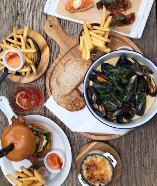 restaurant in wimbledon