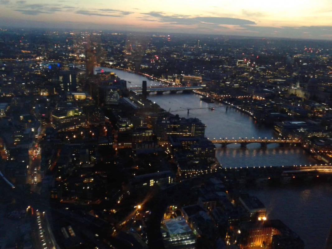 best special occasion restaurants in london