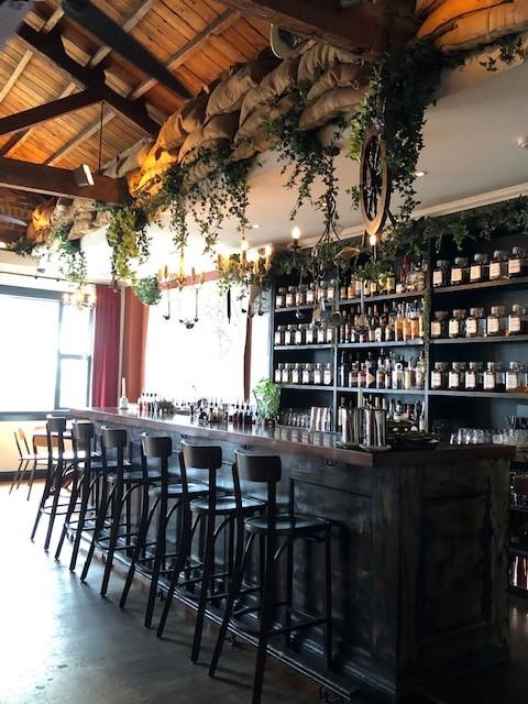 cocktail bar in wellington