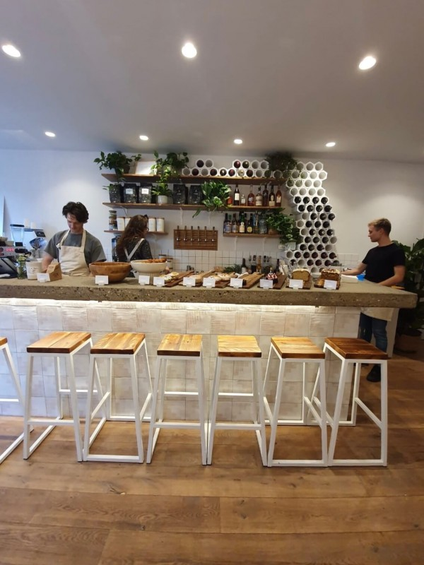 cafe in clapham