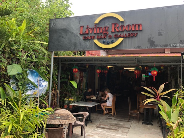 eating out in penang