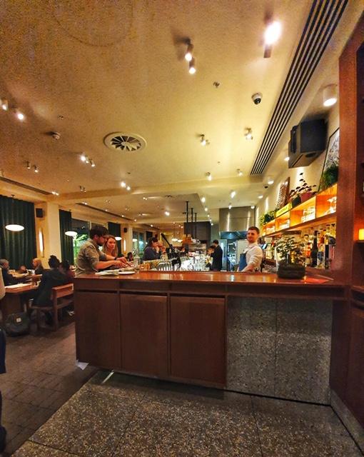 middle eastern restaurant in king's cross